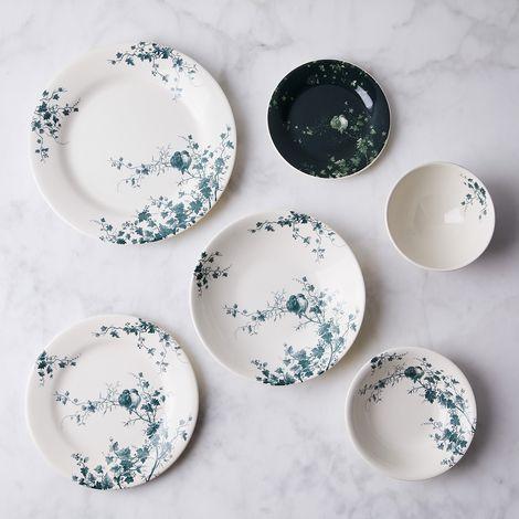 Gien Les Oiseaux Vintage-Inspired French Dinnerware