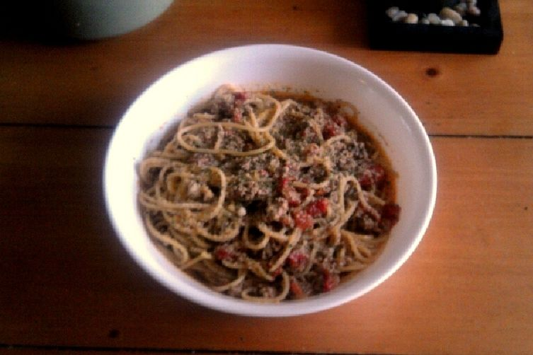 Spaghetti Bolognese Apriano