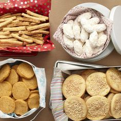 Southern Sweets for Sharing