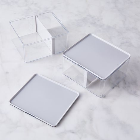 Prepdeck 2-Piece XL Container Set
