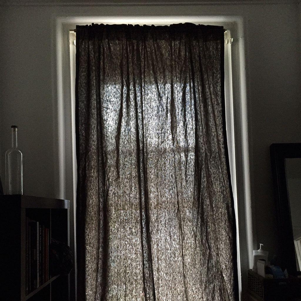 Curtain After Kenzi Wilbur