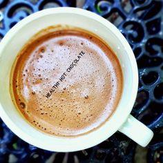Quinoa Hot Chocolate