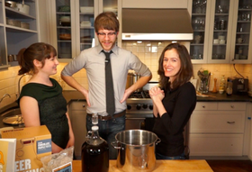 In the Kitchen with the Brooklyn Brew Shop