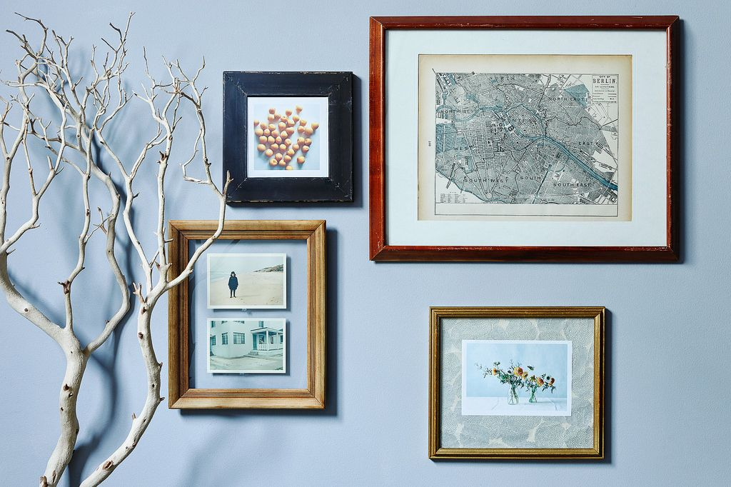 how to frame art on a budget food52