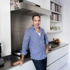 In the Kitchen with Ottolenghi and NOPI Head Chef Ramael Scully