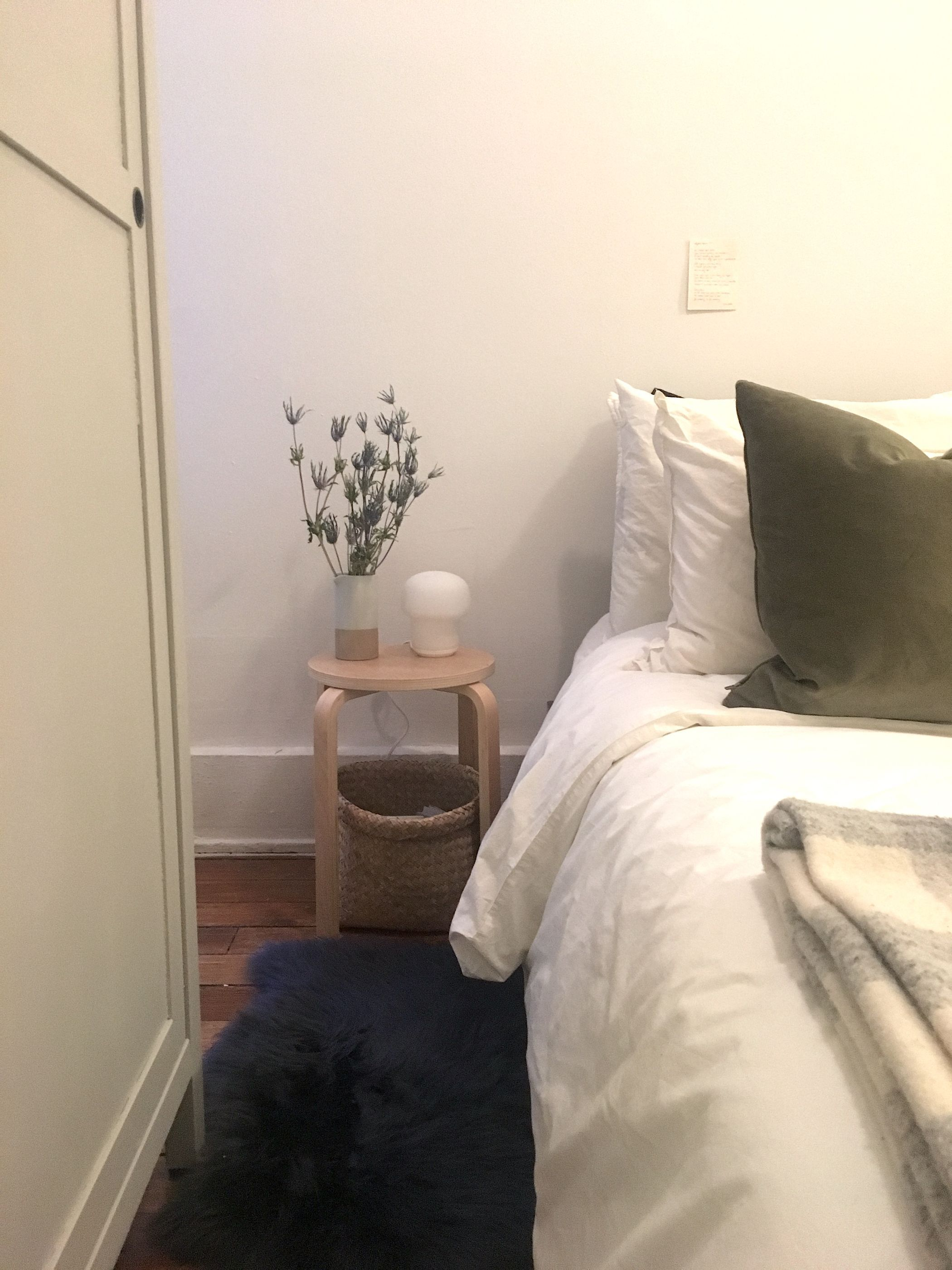 My Bedroom Needed a Refresh on a $100 Budget. IKEA Delivered.