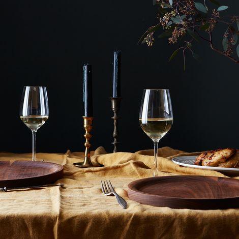 White Wine Glasses (Set of 6)