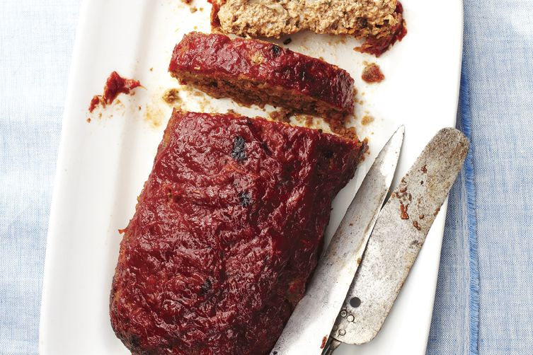 Fatted Calf's Meatloaf