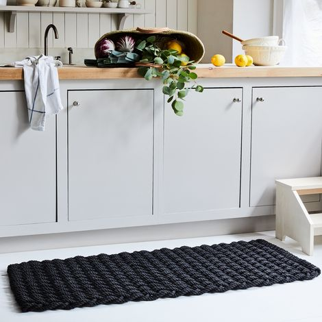 Chunky Indoor Nautical Rope Rug