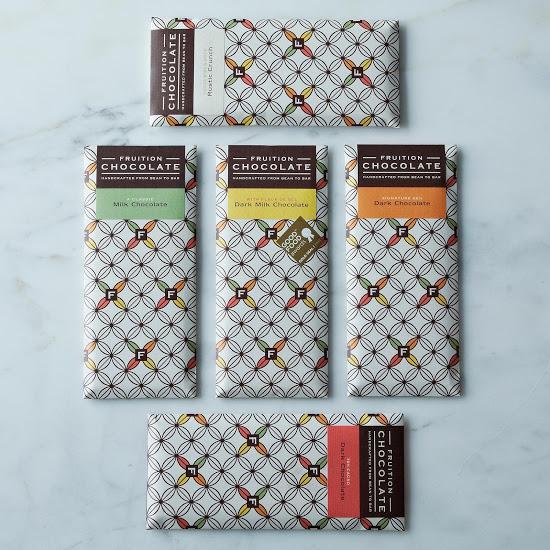 Fruition 5 Bar Chocolate Tasting Set