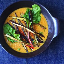 Vegetable packed toor dal