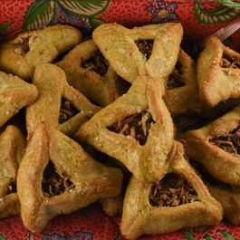 Indian-Spiced Mango Hamantaschen