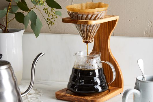 How to Make A Very Good Pour Over Coffee