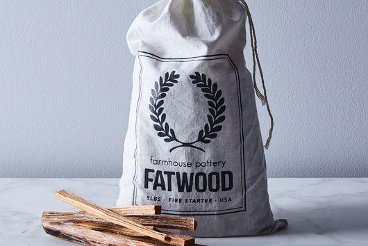 Laurel Crock & Fatwood Fire Starter