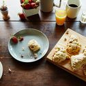 Scones, Biscuits, Muffins