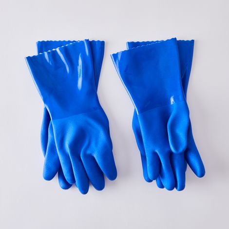 Latex-Free Household Cleaning Gloves (Set of 2)