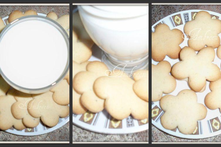 Hab el hal (Cardamom Cookies)
