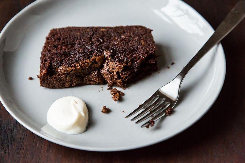 Nigella Lawson's Dense Chocolate Loaf Cake