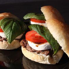 Italian Sliders