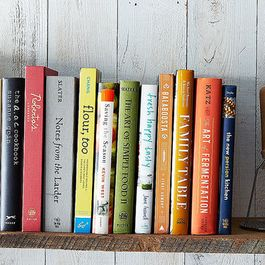 cookbooks & other reading