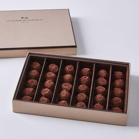 La Maison du Chocolat Truffles, 30 Pieces