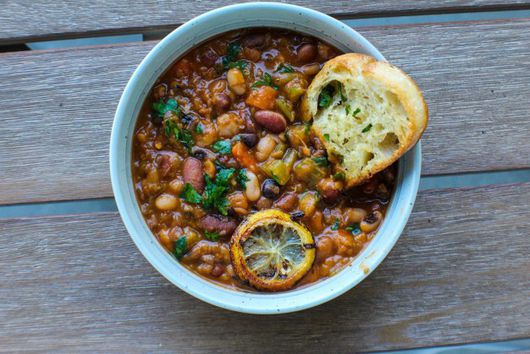 Vegan 13 Bean Soup