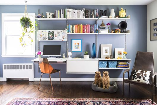 A Passionate Home Cook's Bright Mid-Century Modern Home