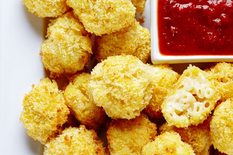 Macaroni and Cheese Bites