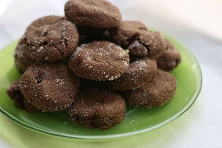 Aztec Chocolate Cookies Recipe on Food52