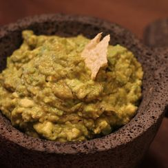 Grilled Salsa Guacamole