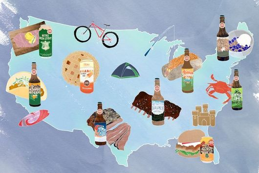 9 Regional Favorites We Can't Wait to Eat This Summer