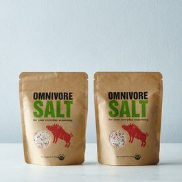 Omnivore Organic Fennel Salt Blend (2-Pack)