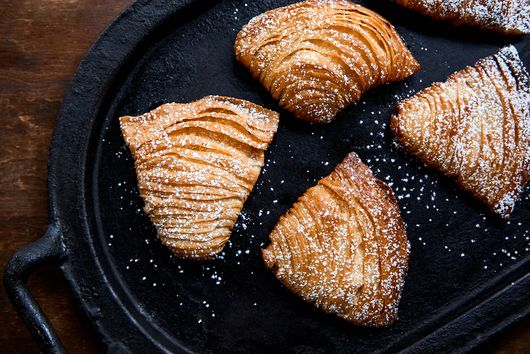 How to Make Swirly, Flaky, Mesmerizing Sfogliatelle