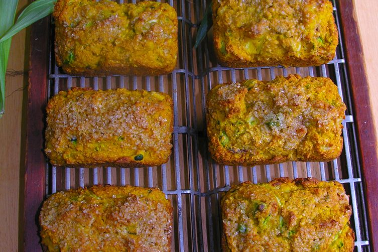 Three Sisters Corn Muffins