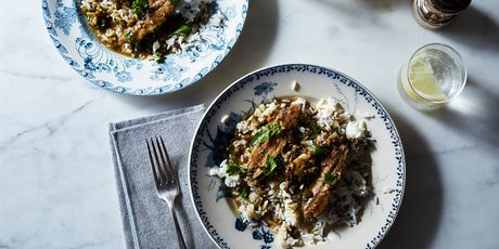 An Egyptian dish that's made by instinct, eaten with messy exuberance