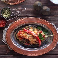 Eggplant Pabucaki