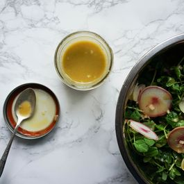 salad dressing by Carla Miller