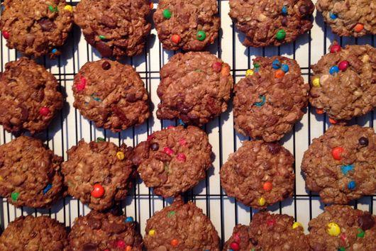 Brian's Monster Cookies