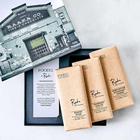 Genius Desserts Small-Batch Organic Chocolate (w/ Subscription Option)