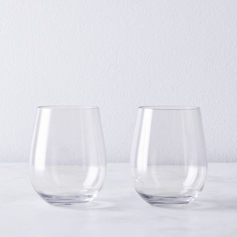 Shatterproof Tritan Wine Tumblers (Set of 4)