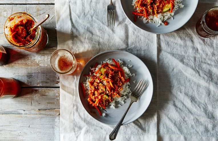 How to Make Any Kind of Kimchi Without a Recipe