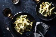Your Asparagus Isn't Too Precious for This Creamy, Springy Pesto