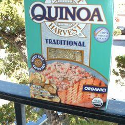 Left Leaning Quinoa