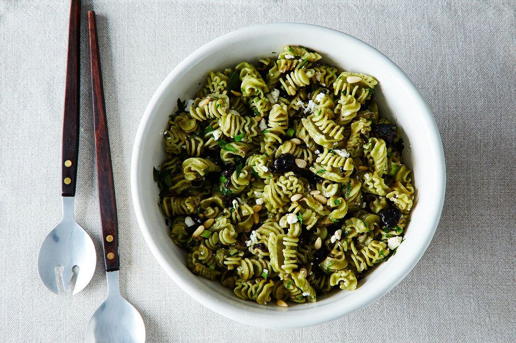 NR Pasta Salad on Food52