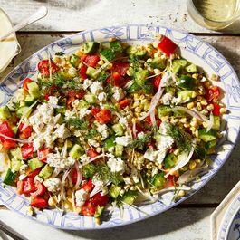 Salad by Francene