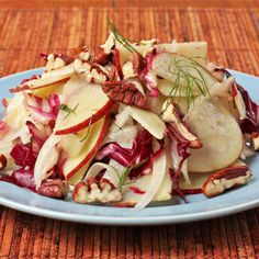 Editors' Picks — Salad with Apples