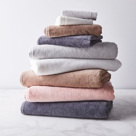 Canedo Combed Cotton Terry Bath Towels