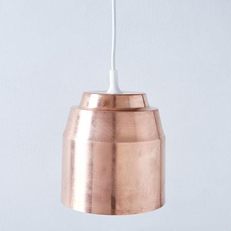 Copper Pail Light