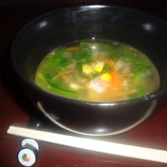 Turnip MIso Butter Soup