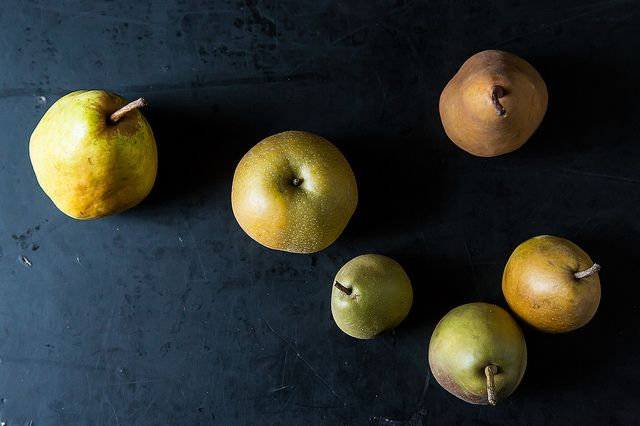 Pears on Food52
